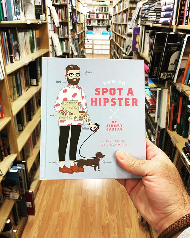 Happy Hipster Hunting. #aroundchilliwack #thebookman @zebookman