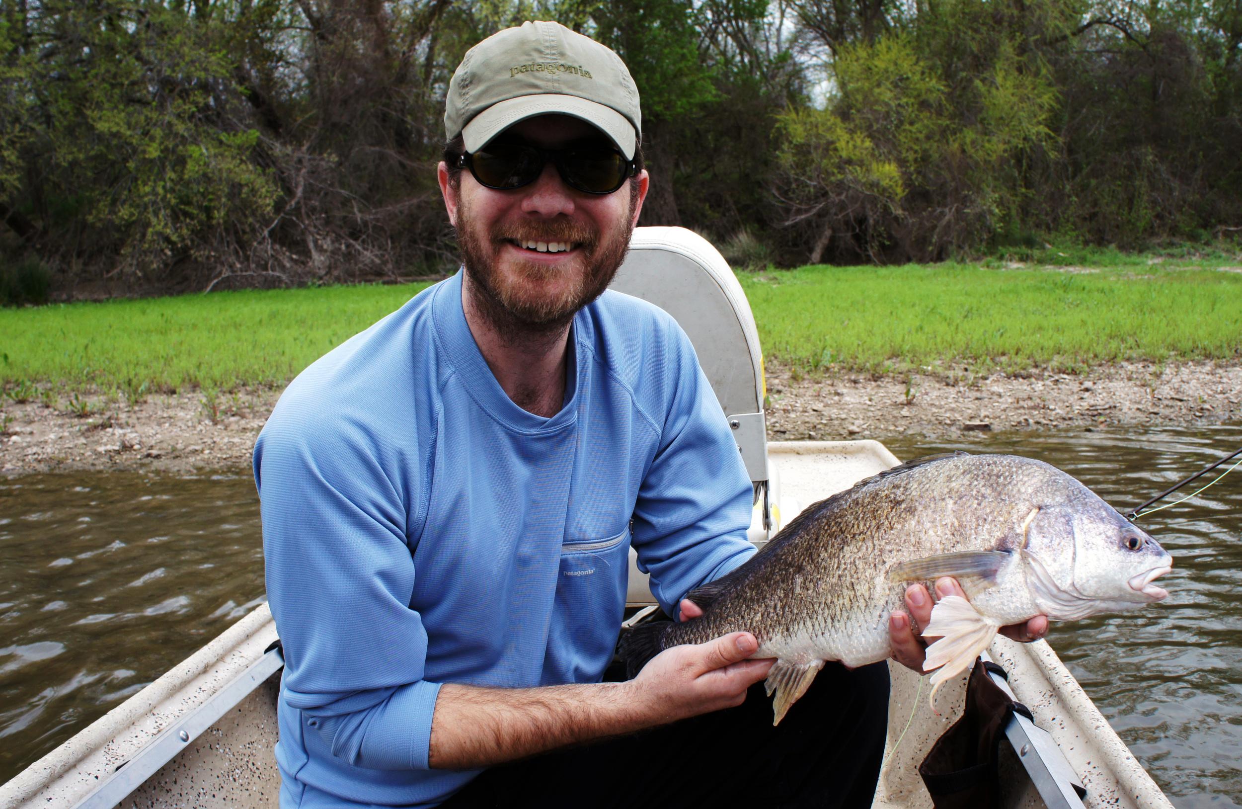 Colorado River Drum