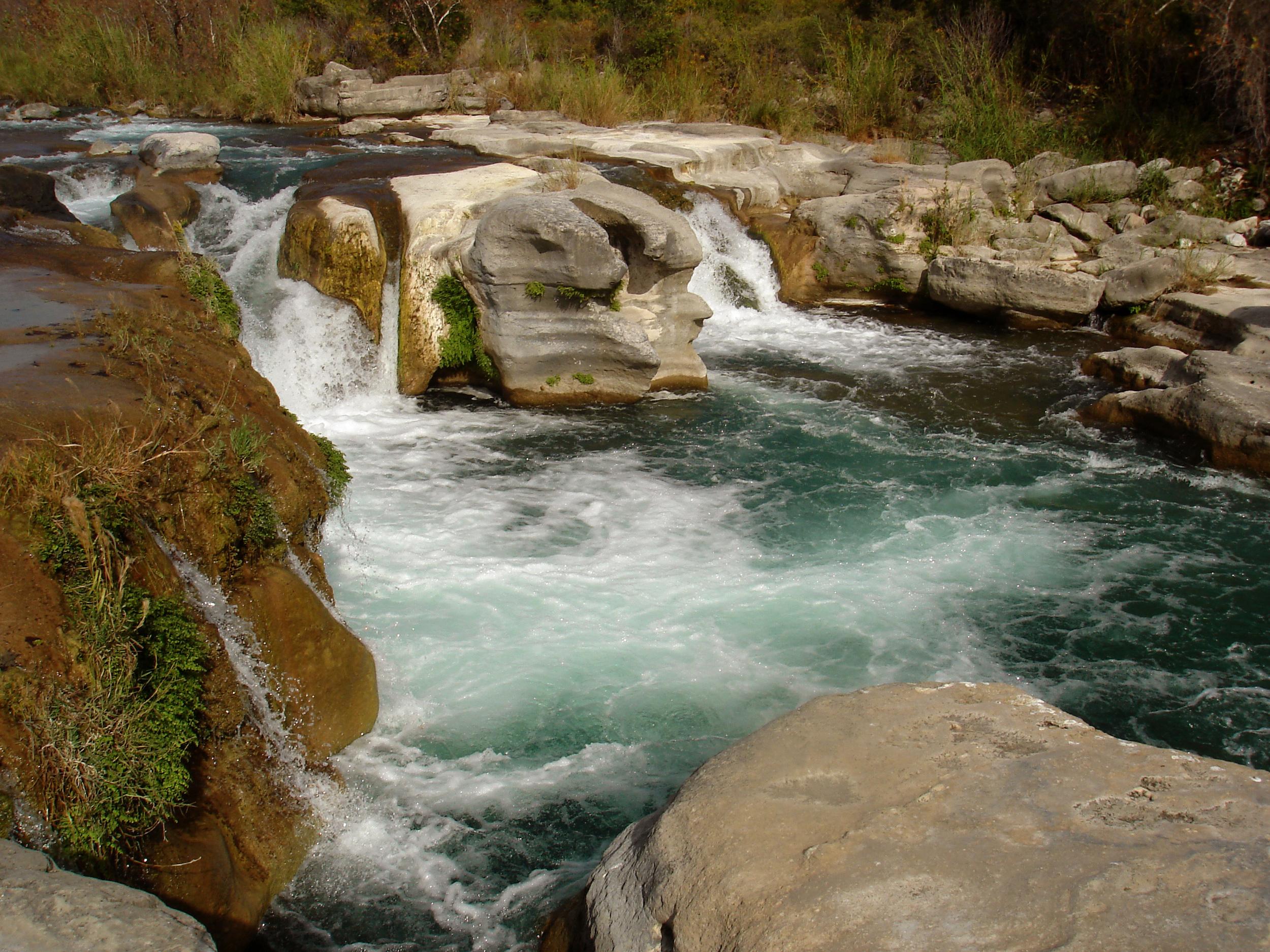 Dolan Falls on the Devils River