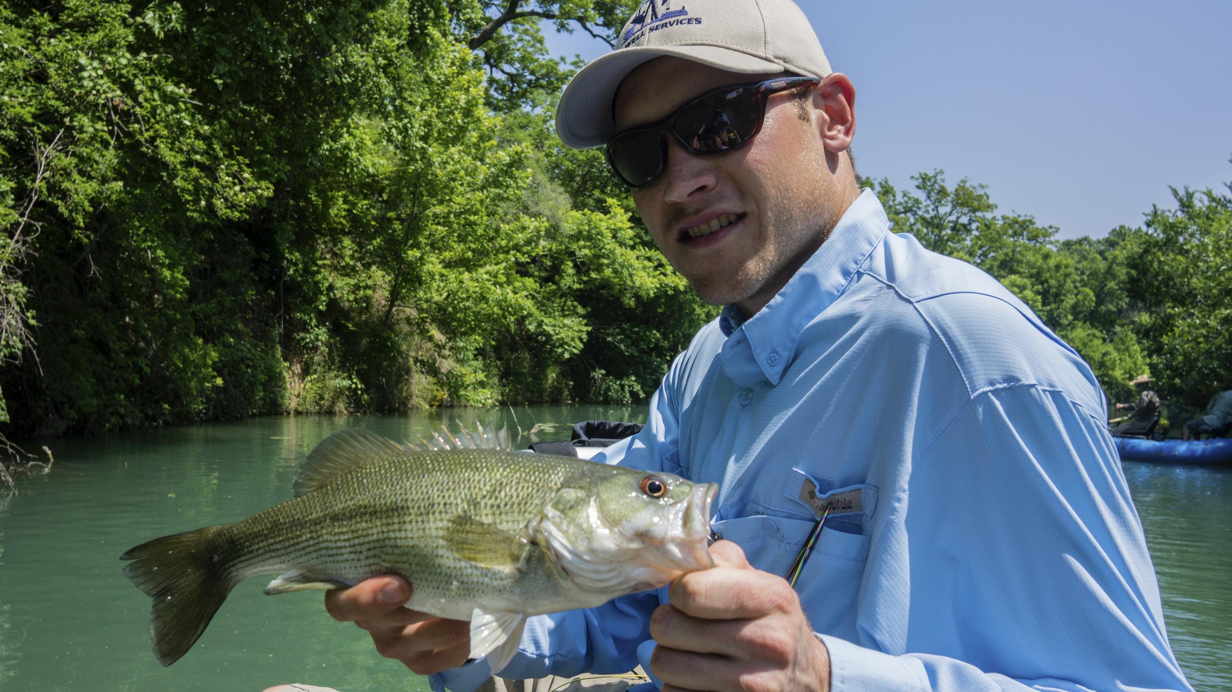 San Marcos River Bass