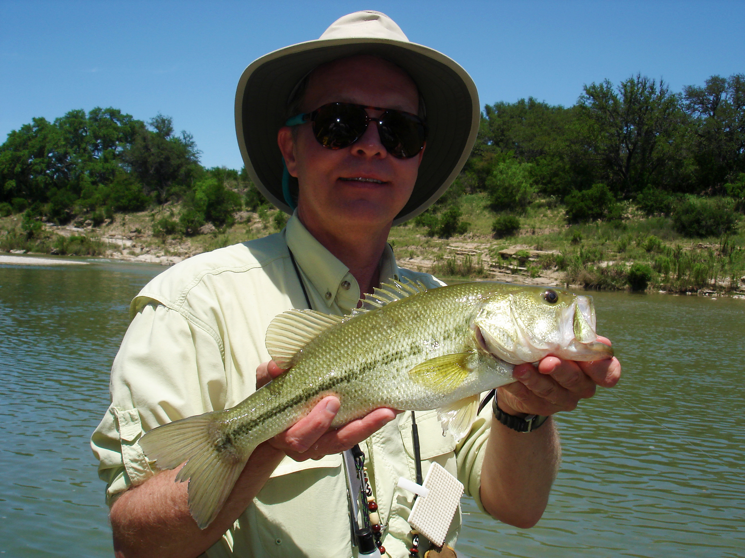 Llano River Bass