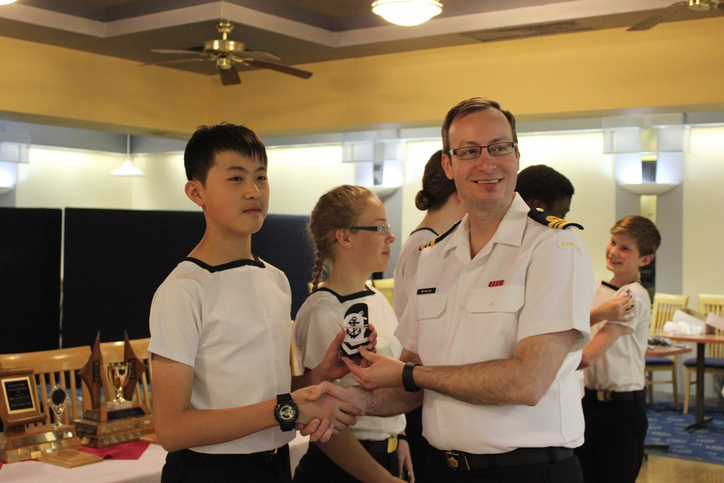 Promotions - Master Seaman (MS)