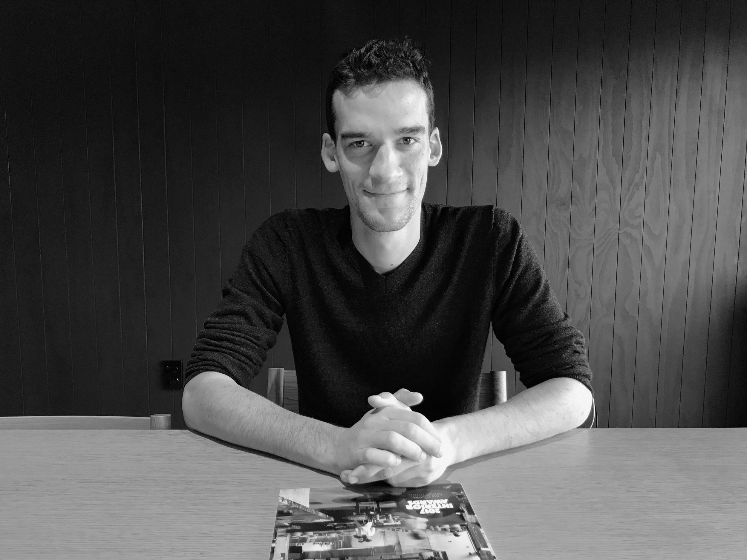 Nico Dubois  Architectural Technician - Architectural Graduate - Masters in Architecture  Contact  nico@yardleyandfoster.nz