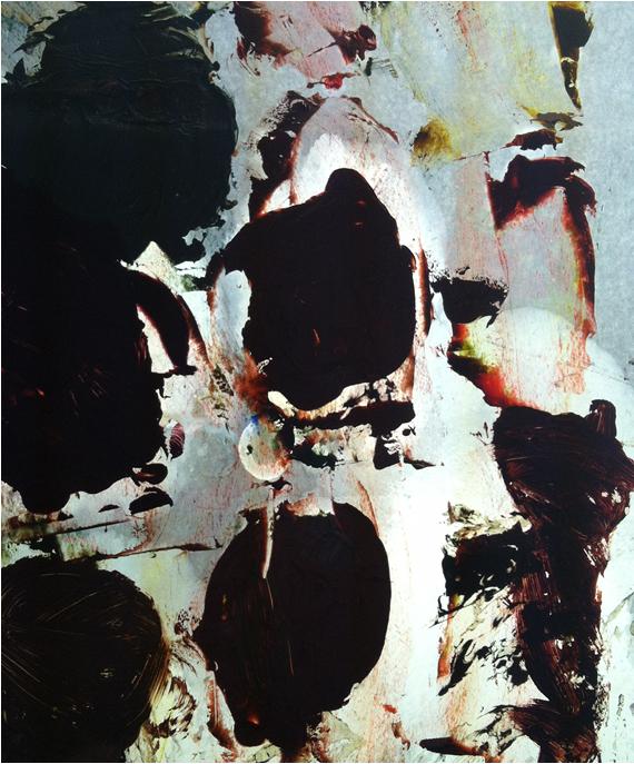 Oil, Arlene Felipe, 2013