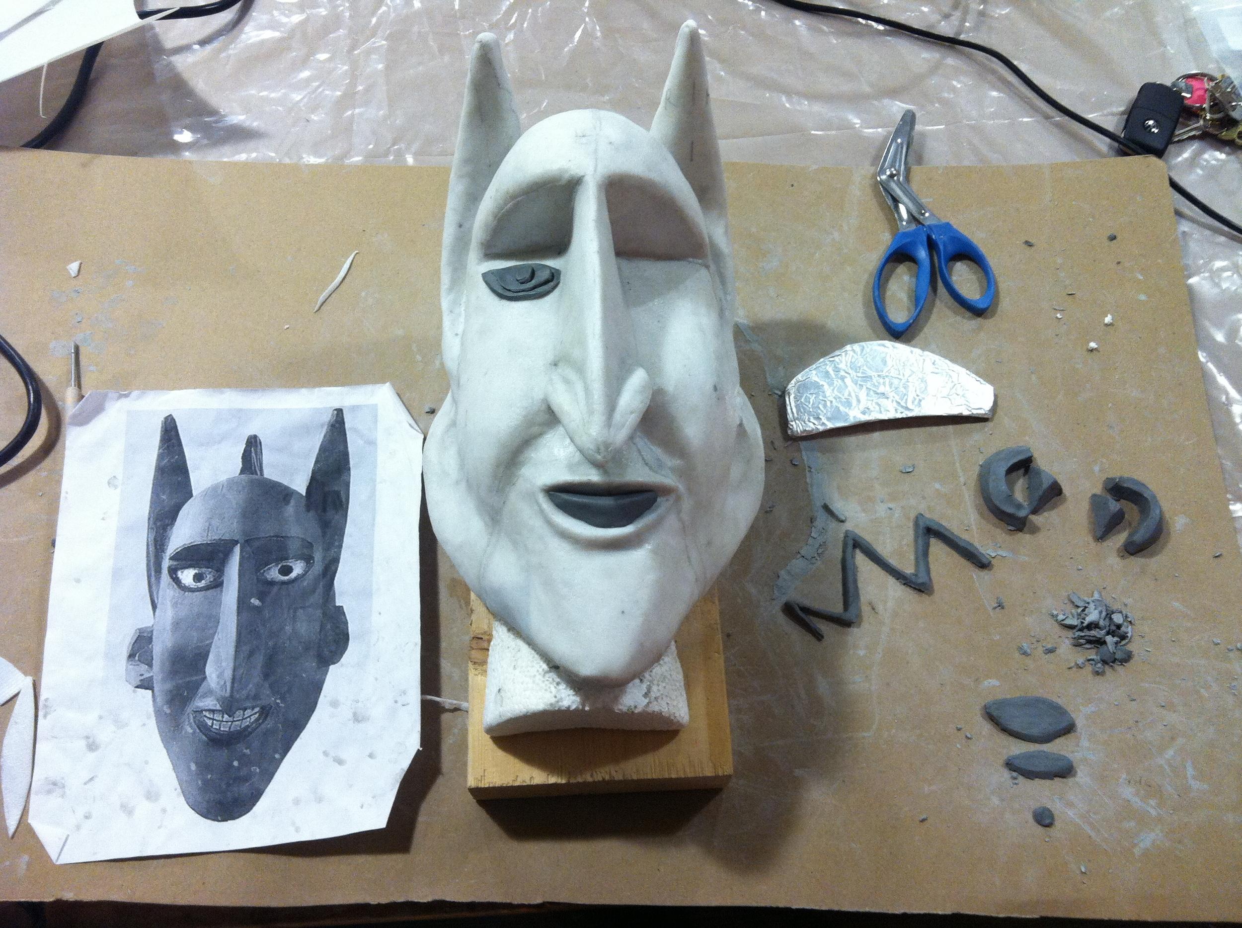 Wonderflex: Devil Head / Mali-Bozo Culture