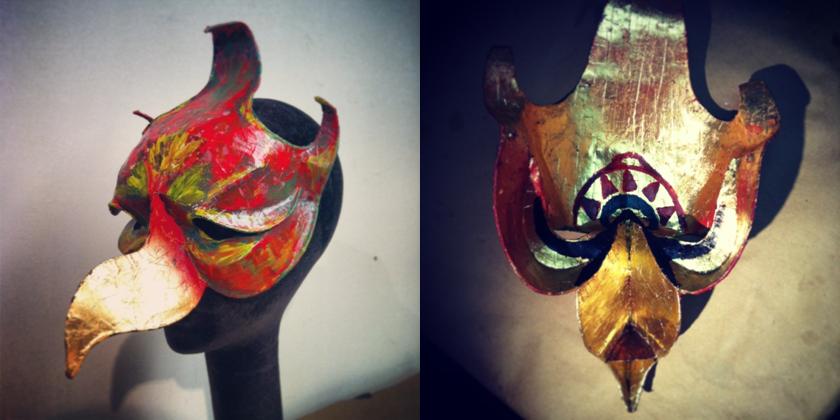 Mask-Making And Design: Benda