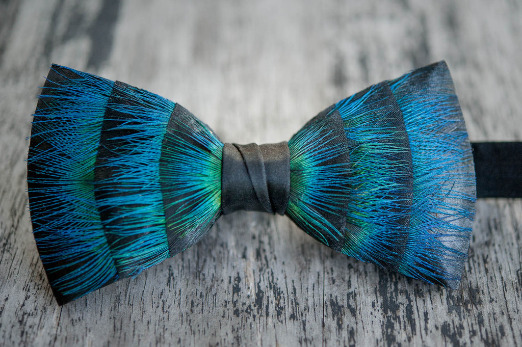 "Artisan / Maker of ""Midnight"" Bow Tie Style"
