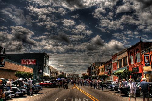 Downtown Port Huron, MI Photo by KLMacke