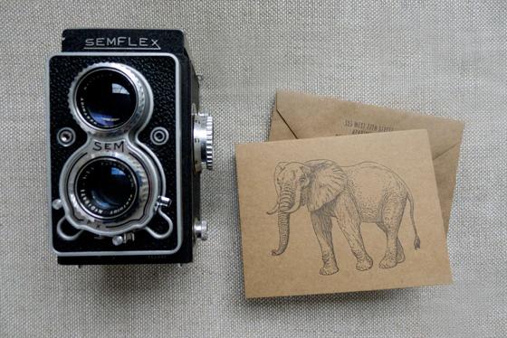 elephant_stationery