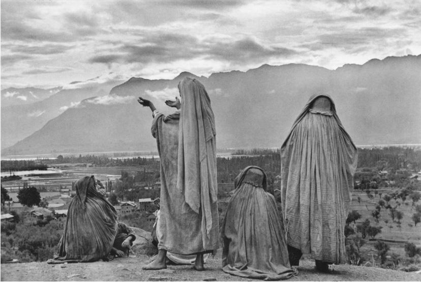"Henri Cartier-Bresson, ""Srinagar, Kashmir"", 1948"