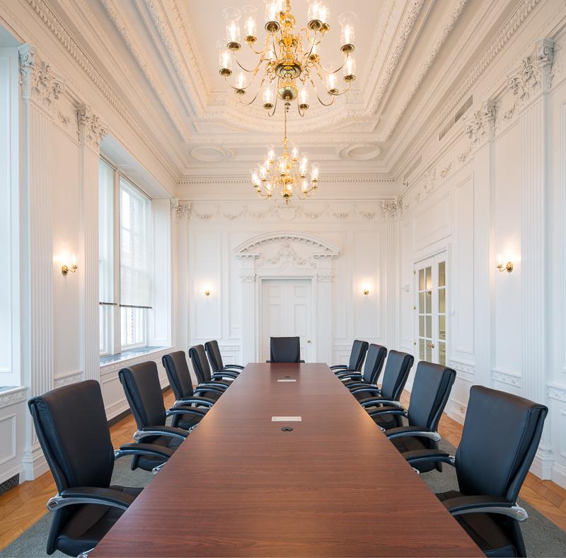 Boardroom of Brown & Brown of Pennsylvania, LP.