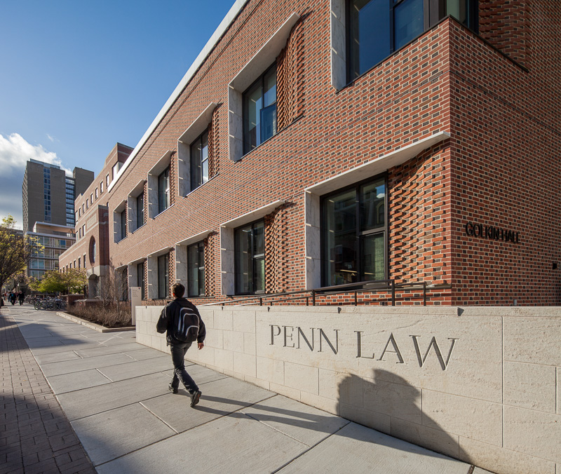 Golkin Hall, Penn Law School