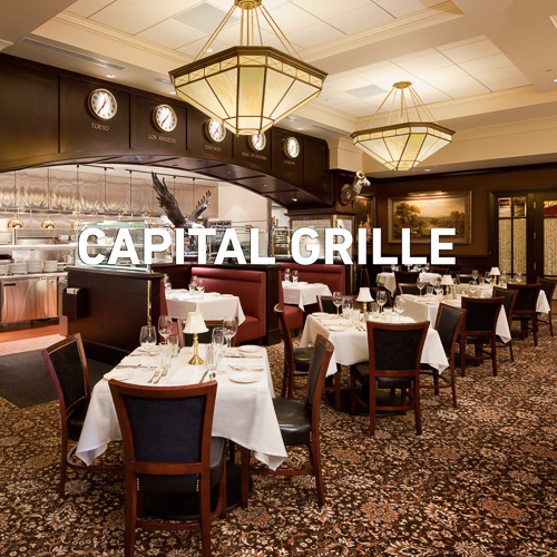 The Capital Grille, King of Prussia, PA
