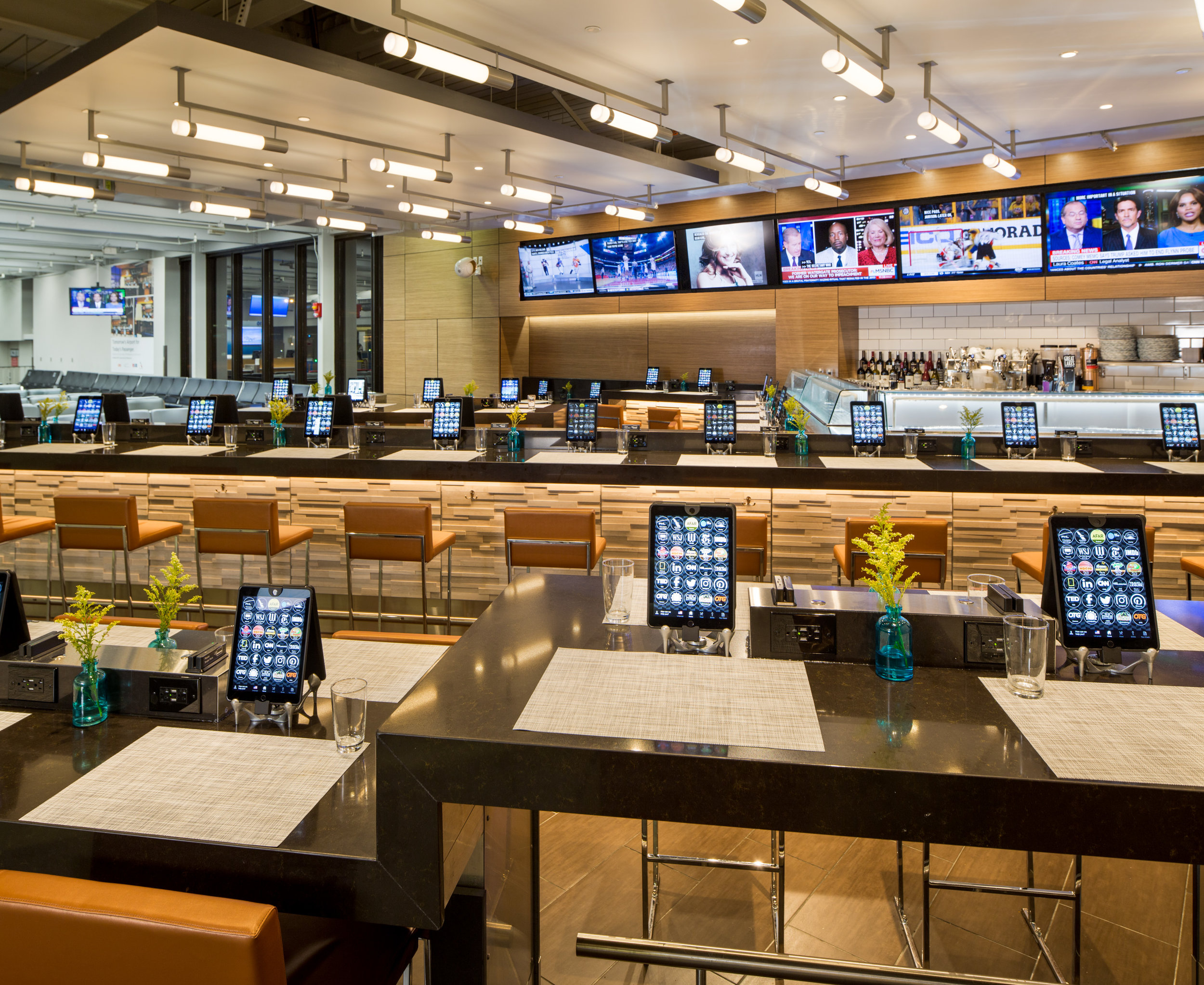 Mezzogiorno, Terminal B, Philadelphia Airport