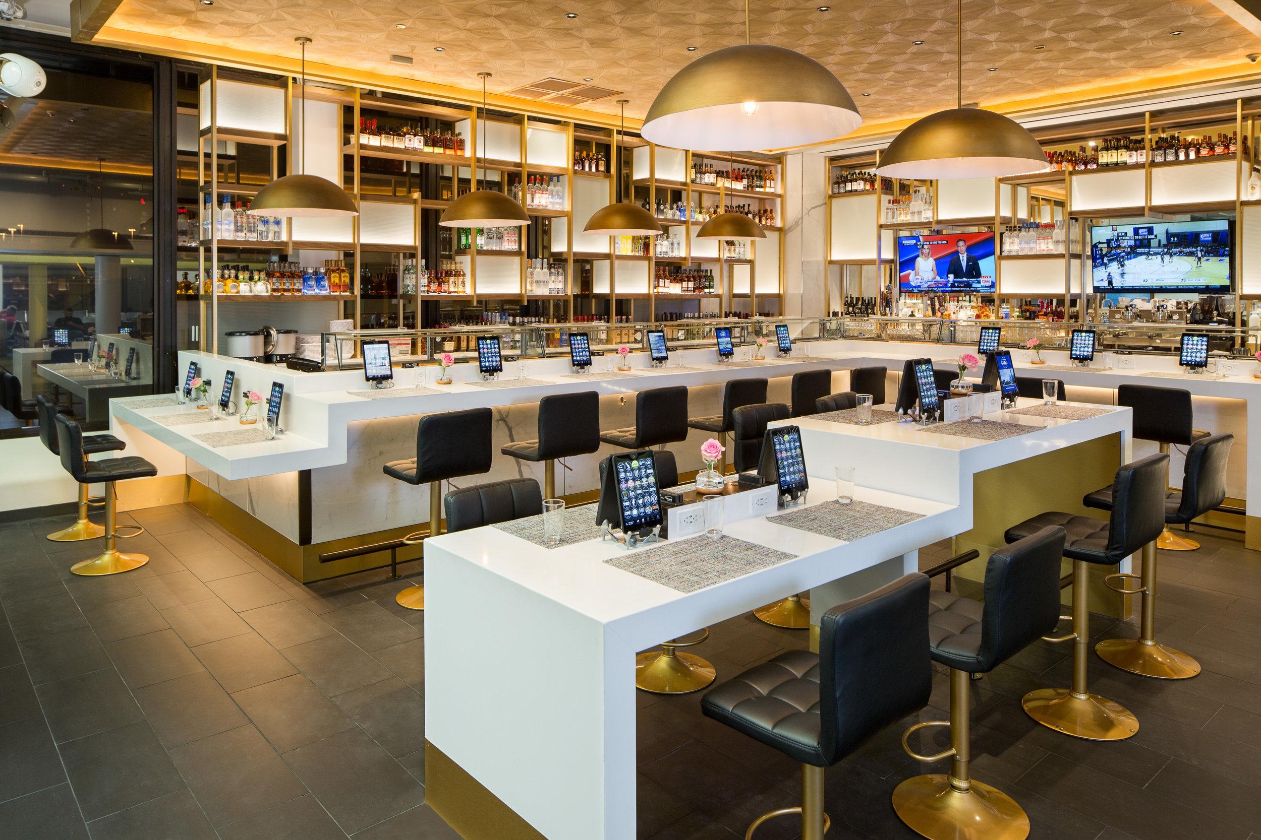 Boule Cafe, Terminal B, Philadelphia Airport