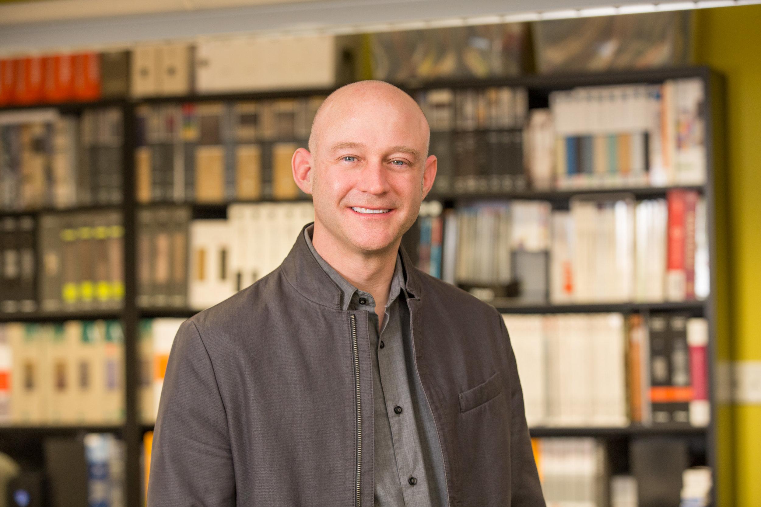 Caption TK. Daryn Edwards of Cicada Architects