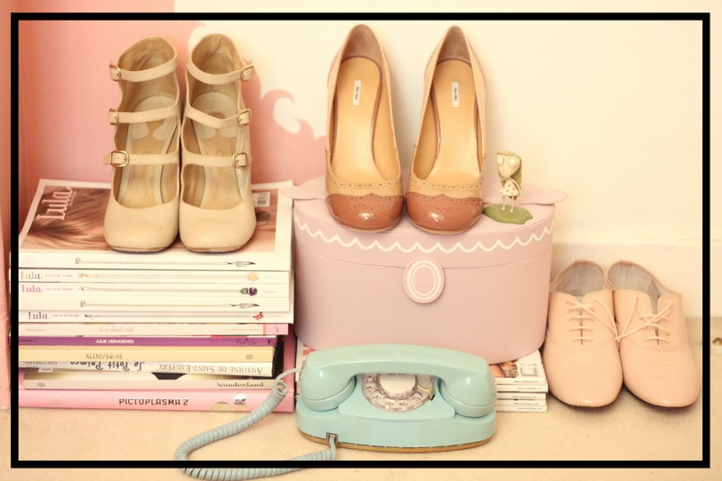 MY SHOES.MY STORY.& MY STYLE. -