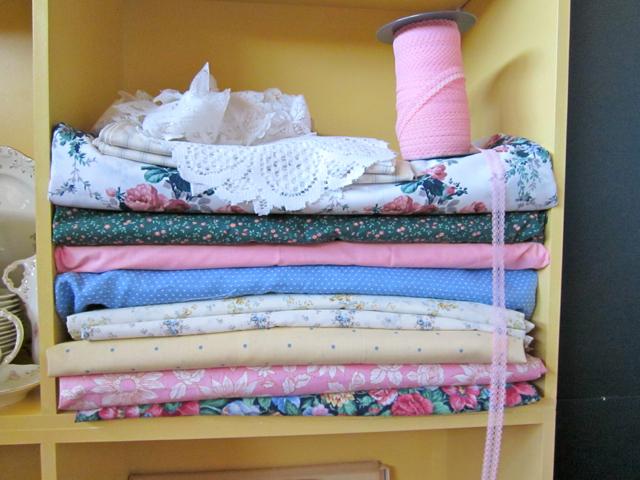 Dress making fabric