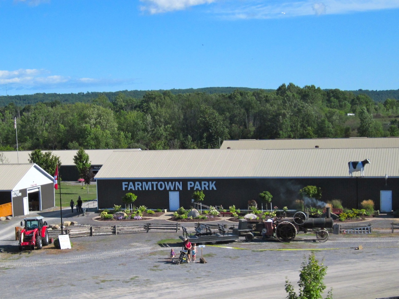 Farmtown Park, home of the Hastings County Museum of Agricultural Heritage.
