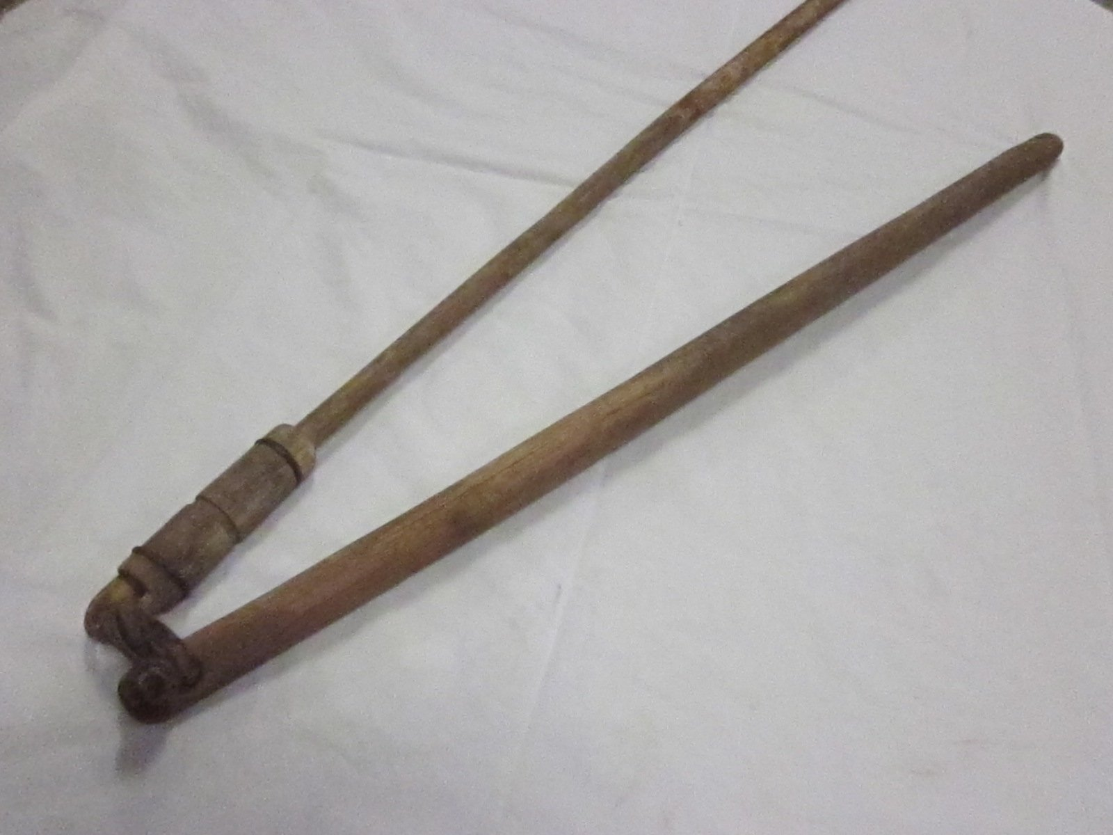 Wooden Flail