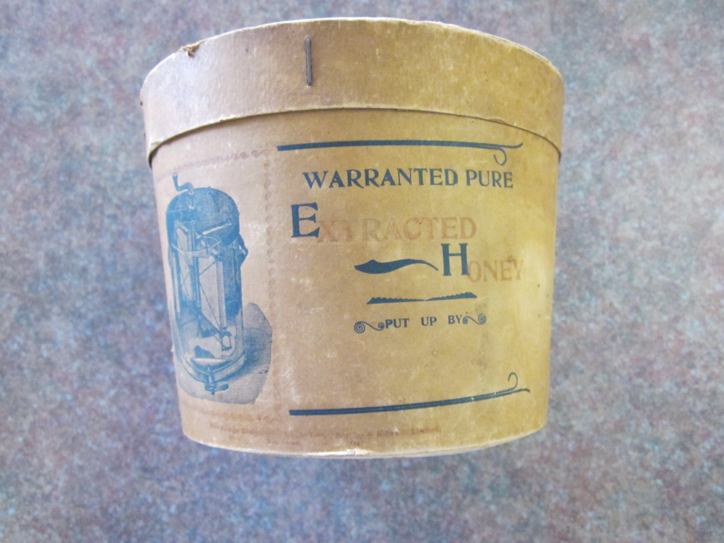 Honey pail