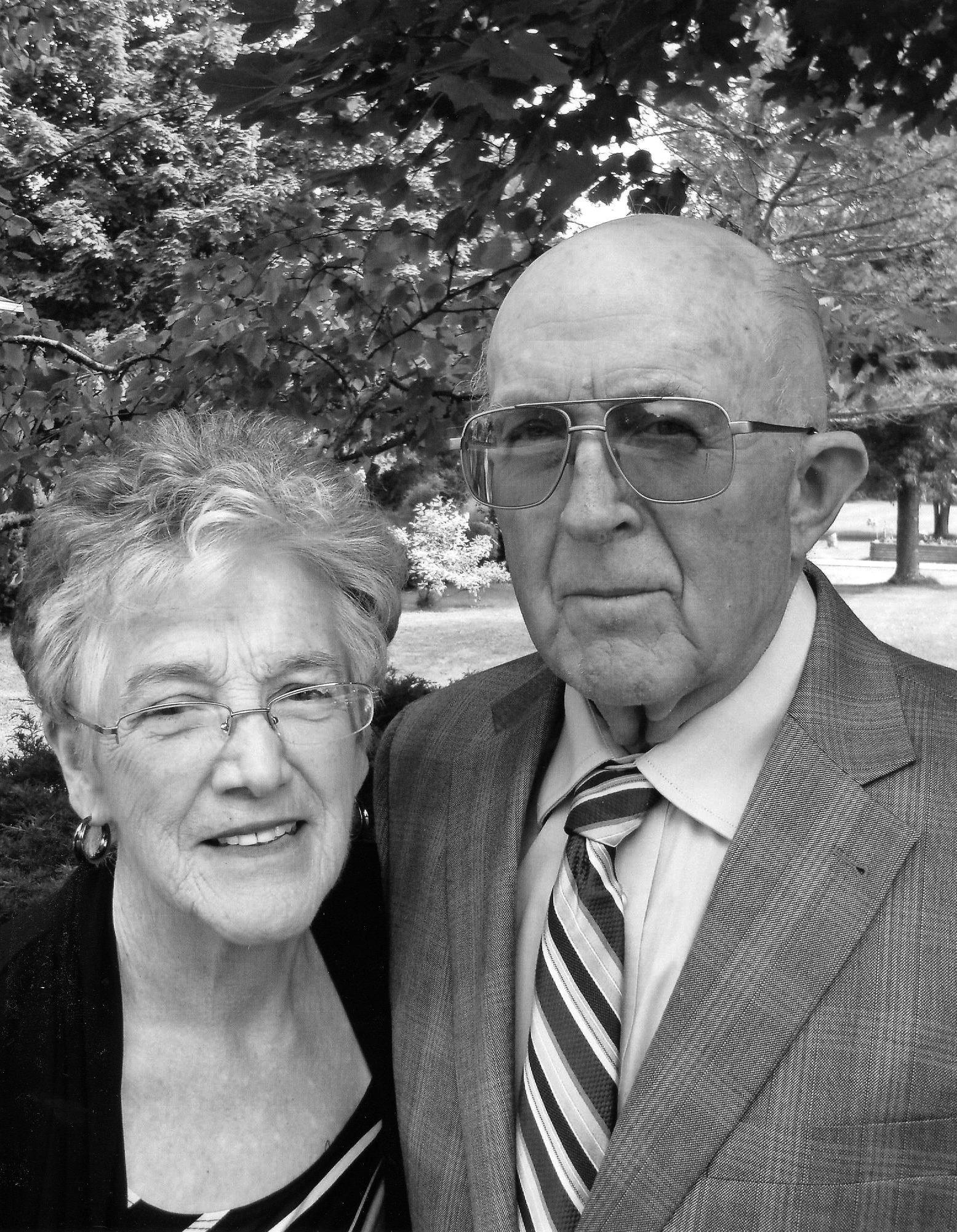 Bill and Grace McKeown