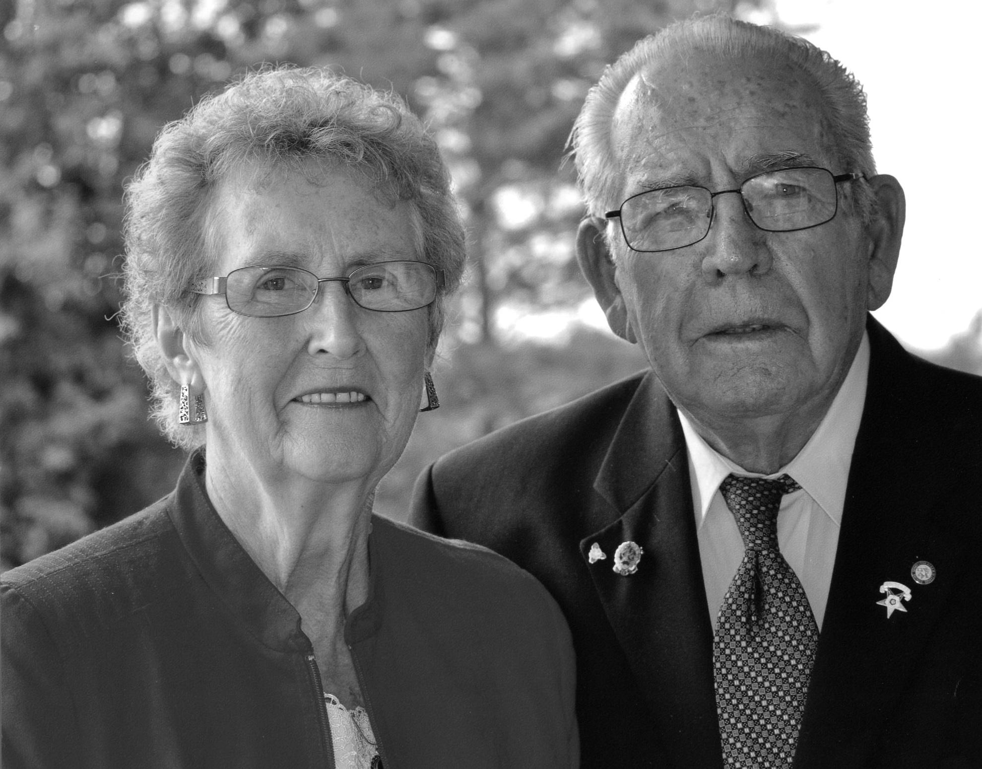 Allan and Phyllis Lott