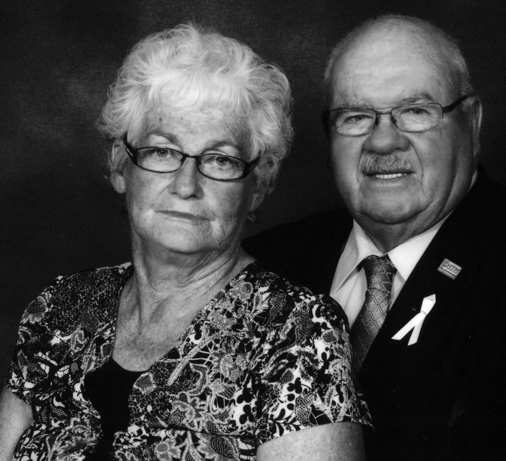 Gene and Helen Brahaney