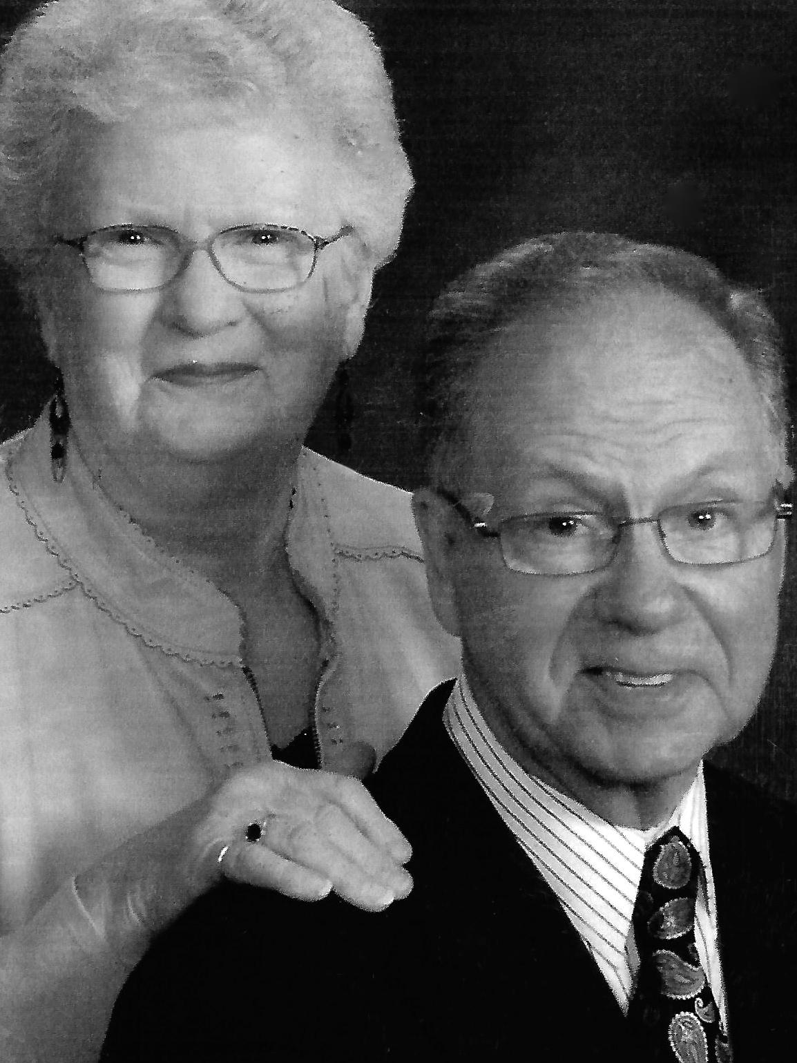Ron & Janet Hamilton