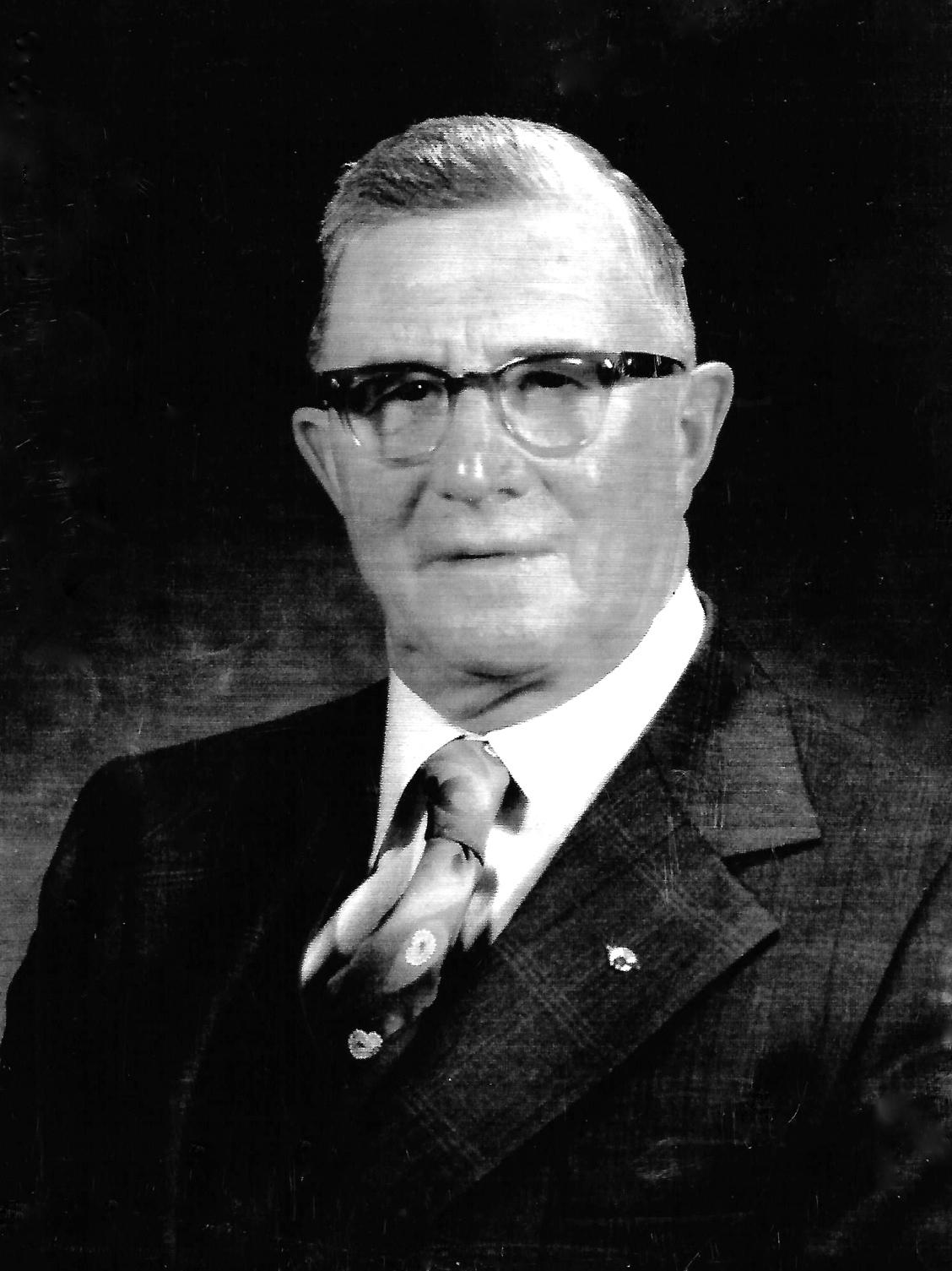 Allan Bruce Caughay