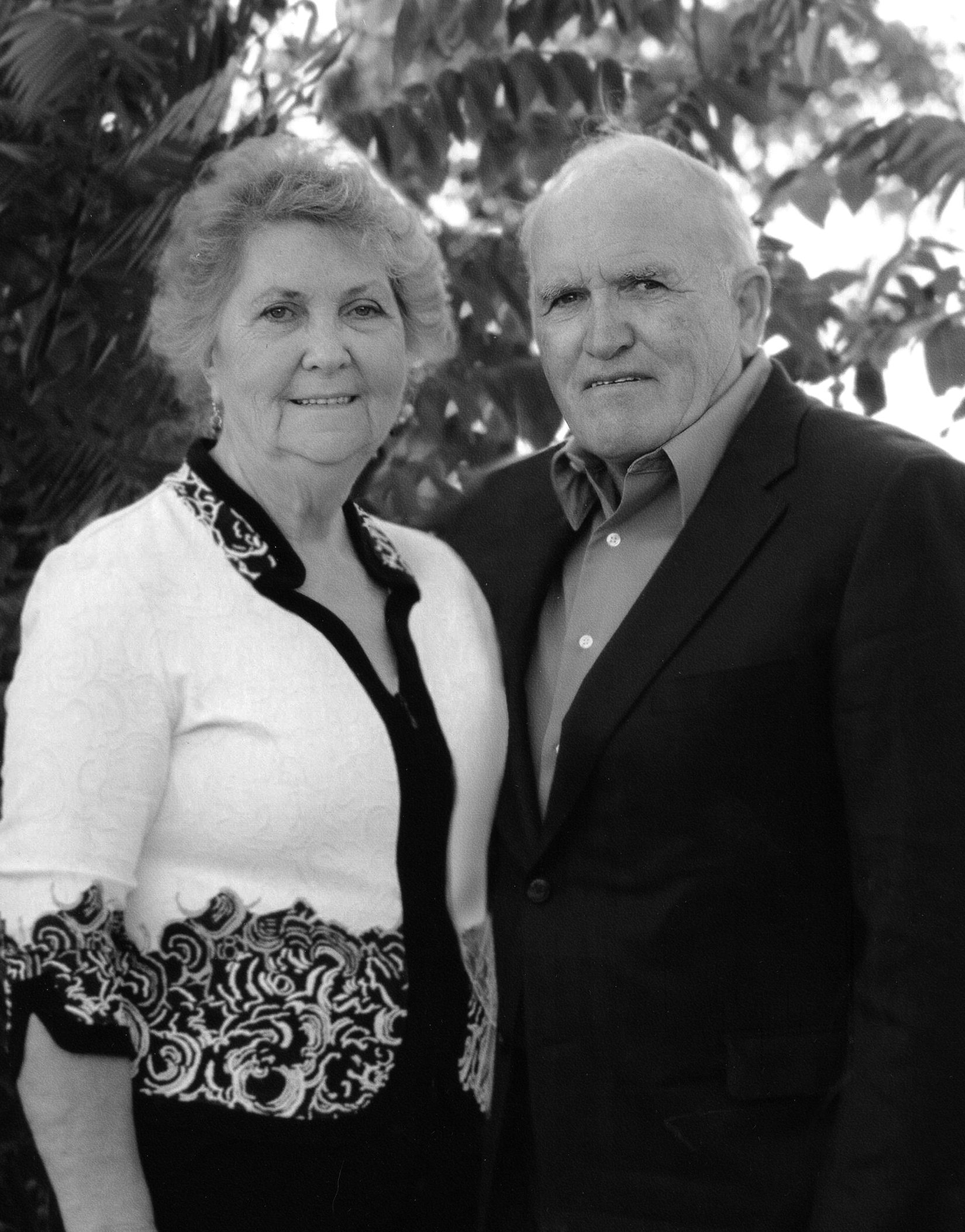 Keith and Marjorie Donnan