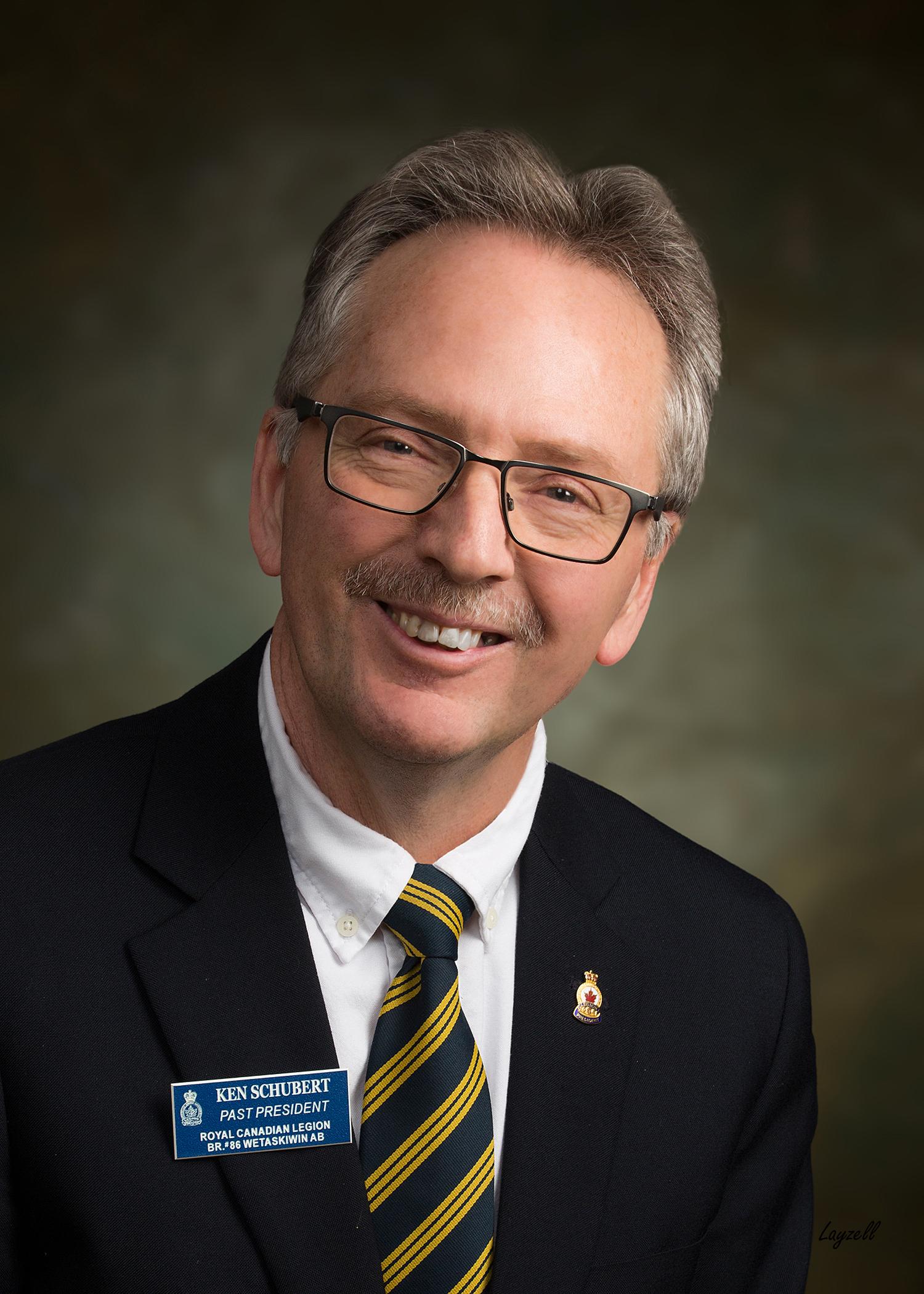 Past President - Ken Schubert
