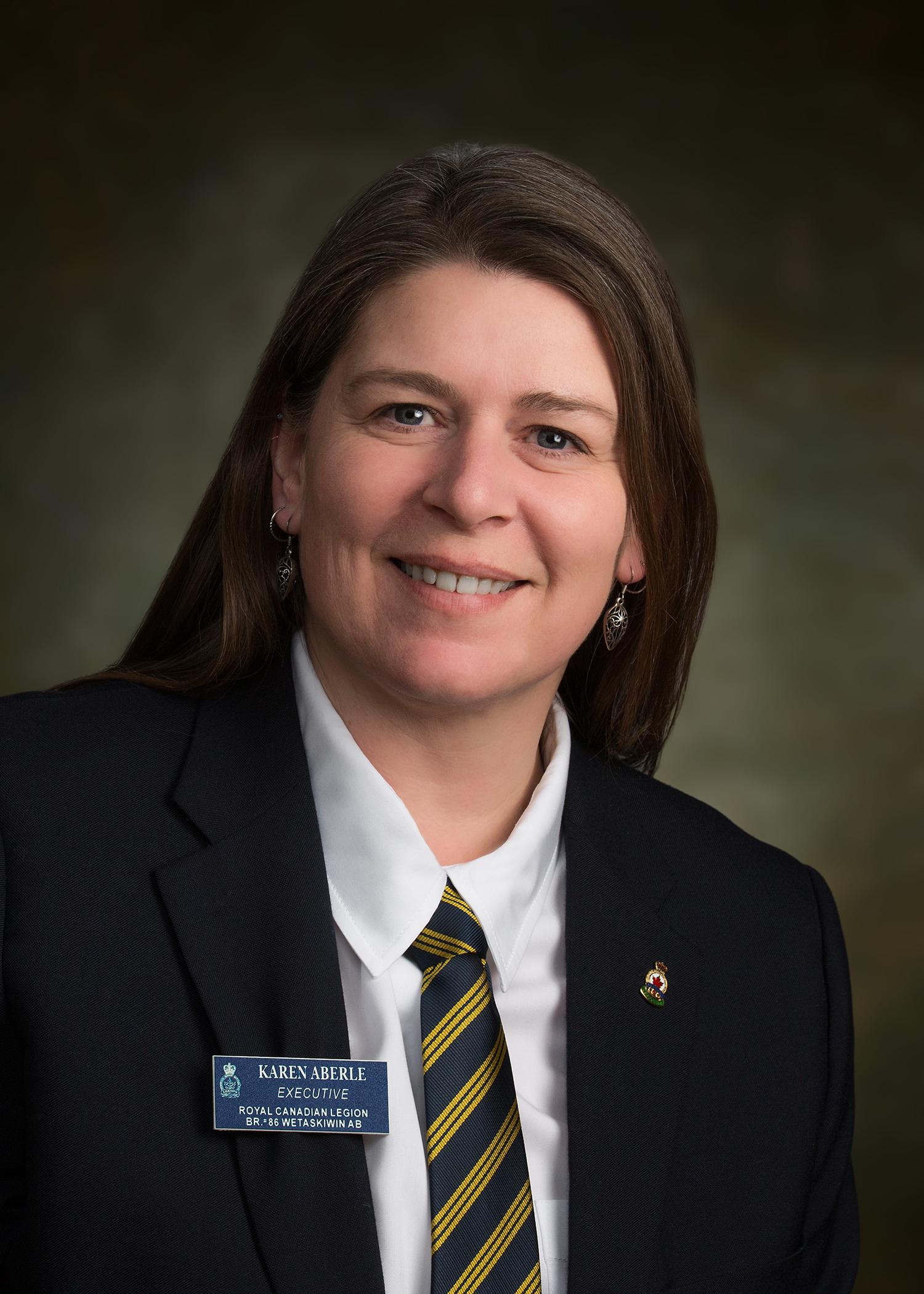 Education & Publicity  - Karen Aberle