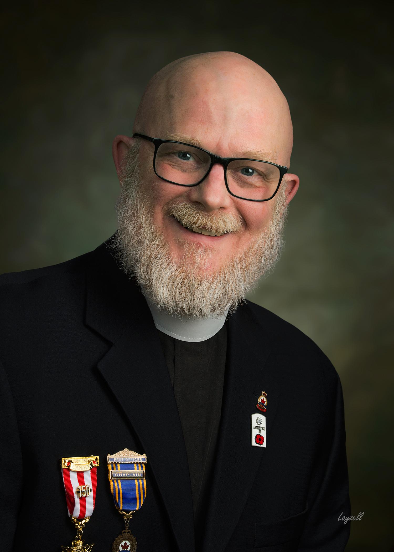 Padre - Rev. Hugh Matheson