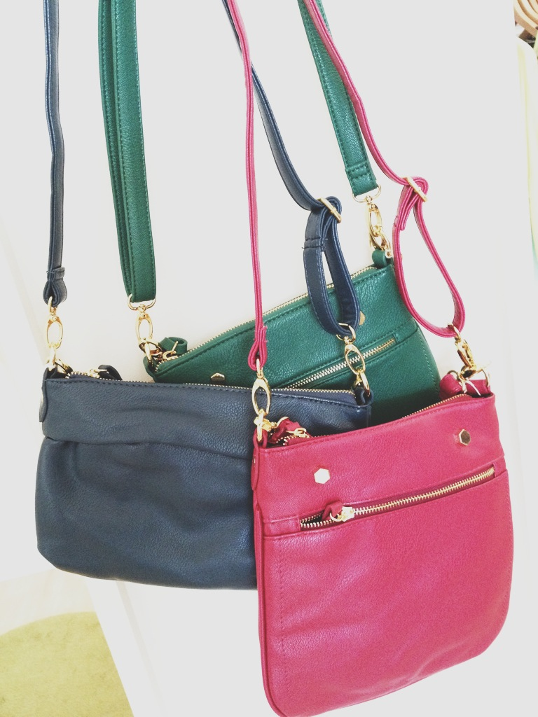Just a few of the new purses we have in!
