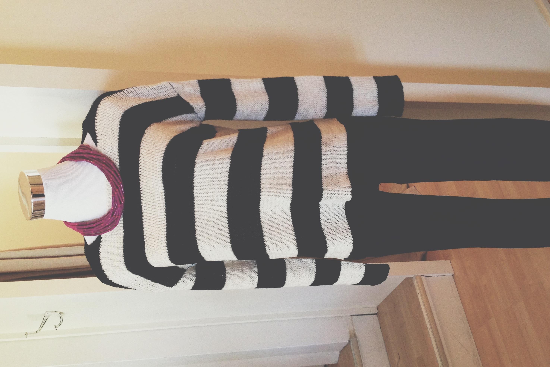 Stripes, again. Love them even more.
