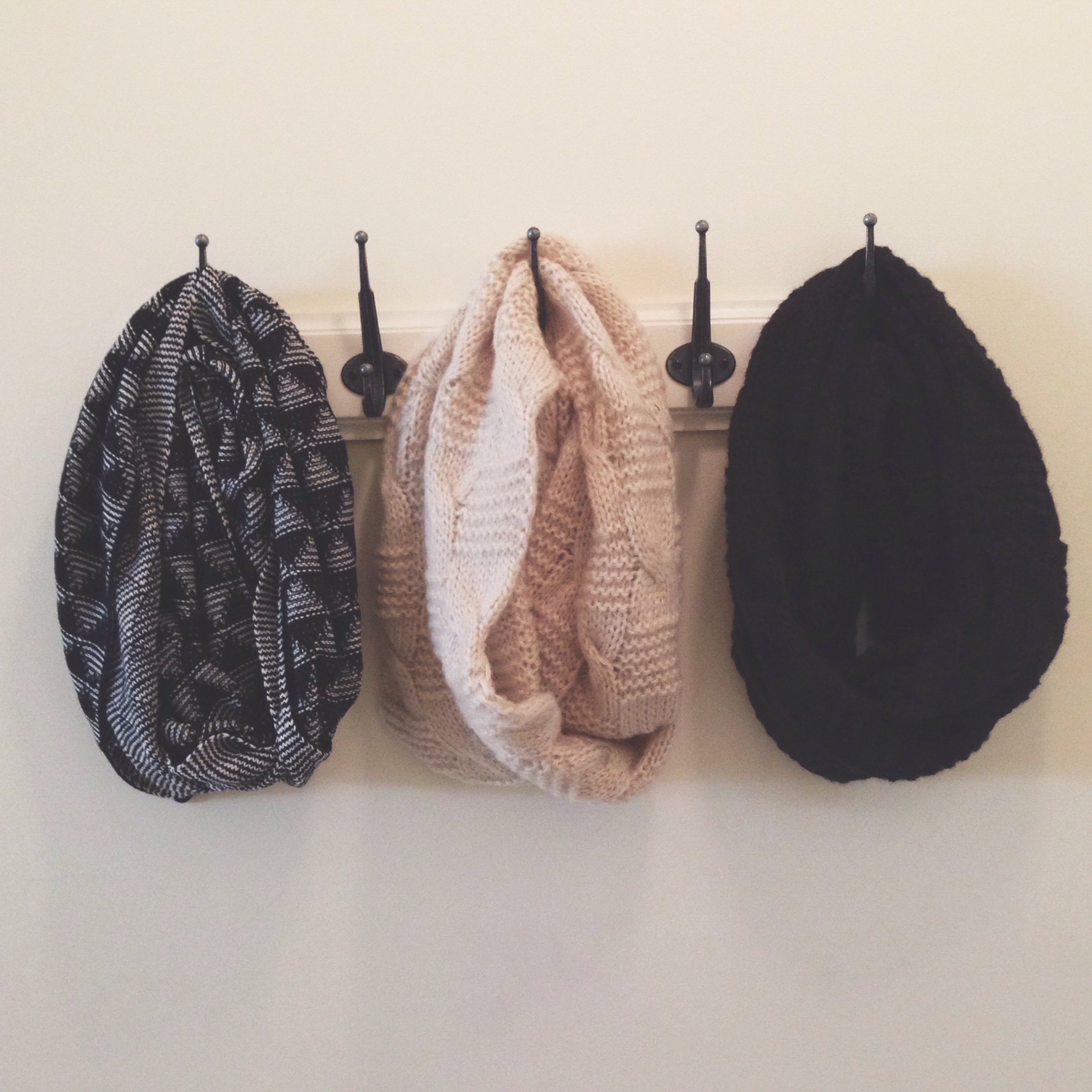 Infinity Scarves $16