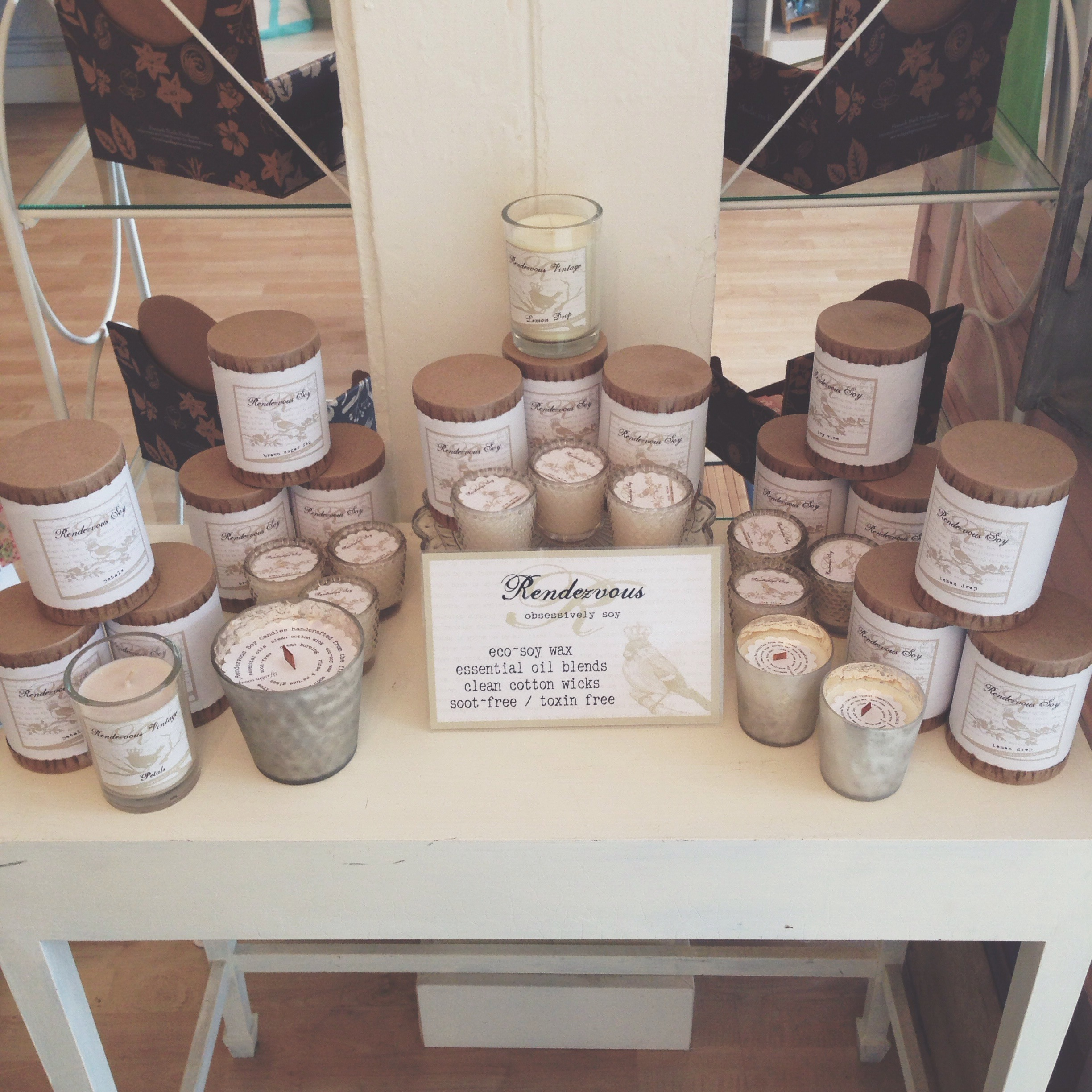 Rendezvous Candles starting at $10