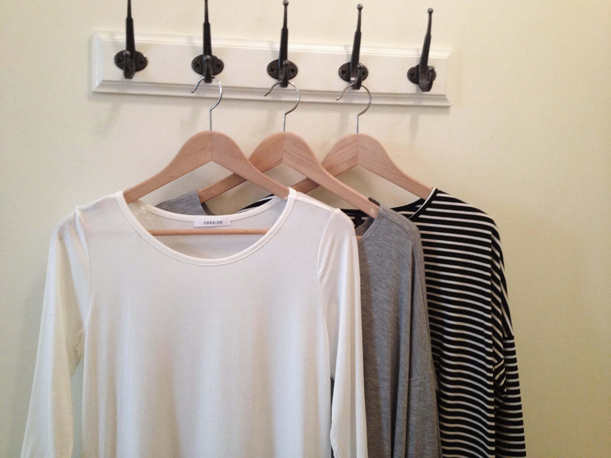 Jersey Tees and Tunics