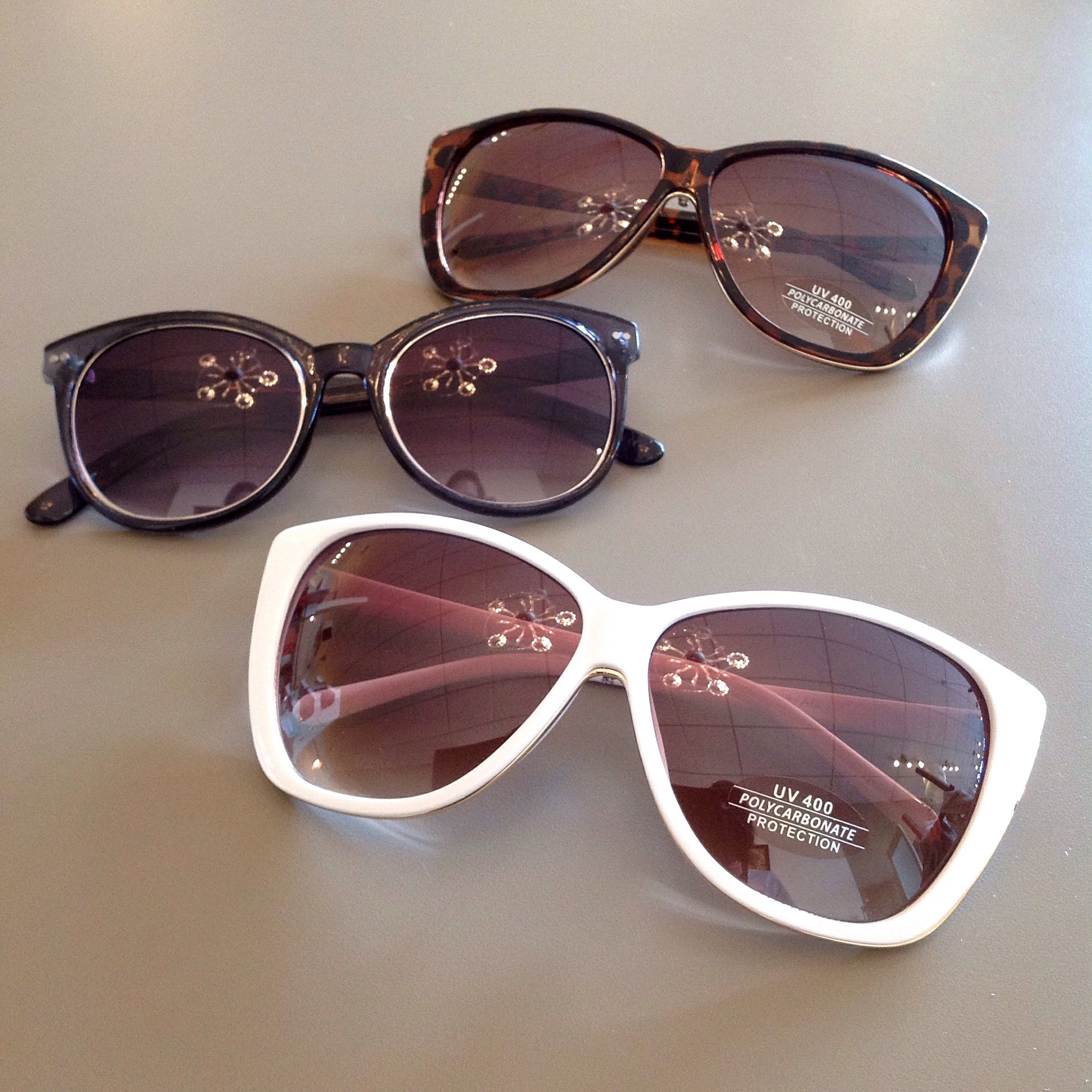 All shades $12