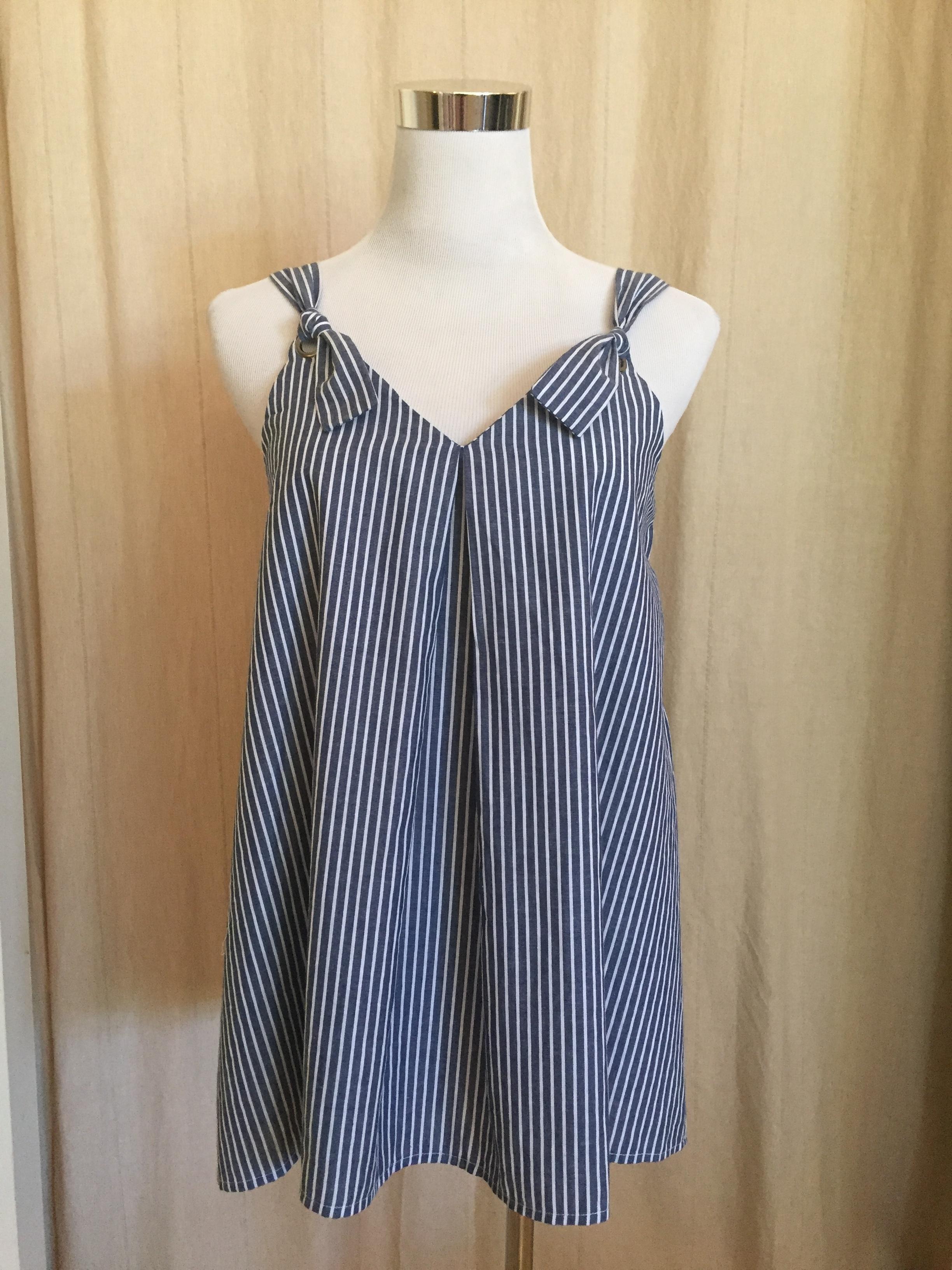 Sail Away Stripe Top, $32