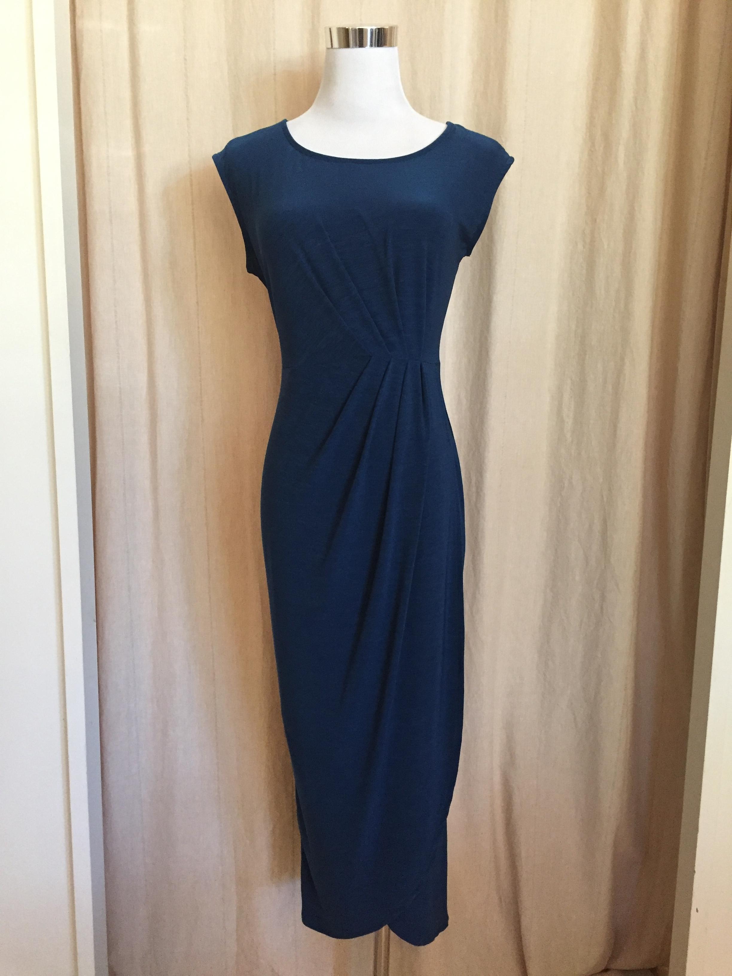 Elegant Pleated Dress, $42