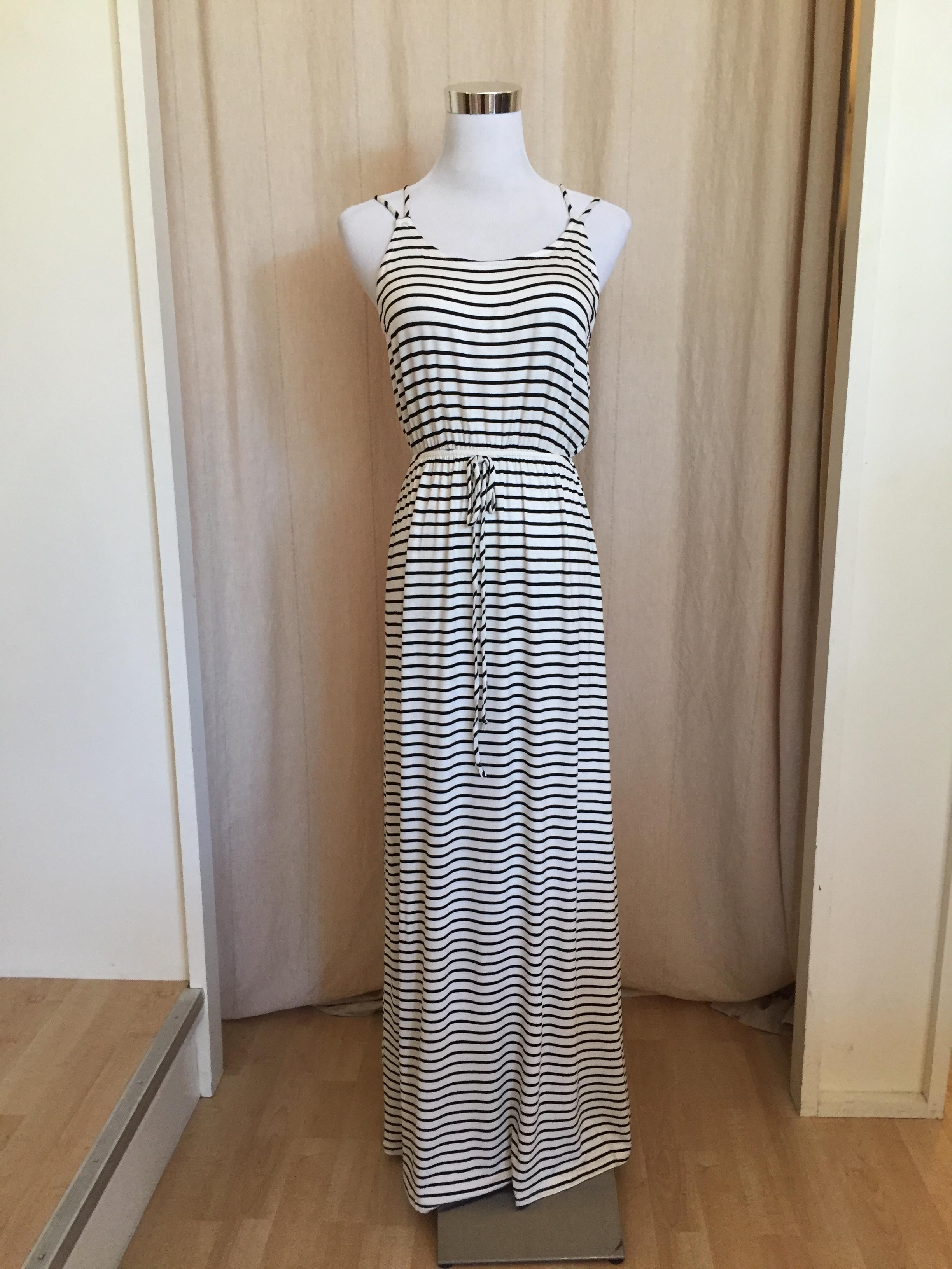 Strappy Stripes, $35  (Also in blue!)