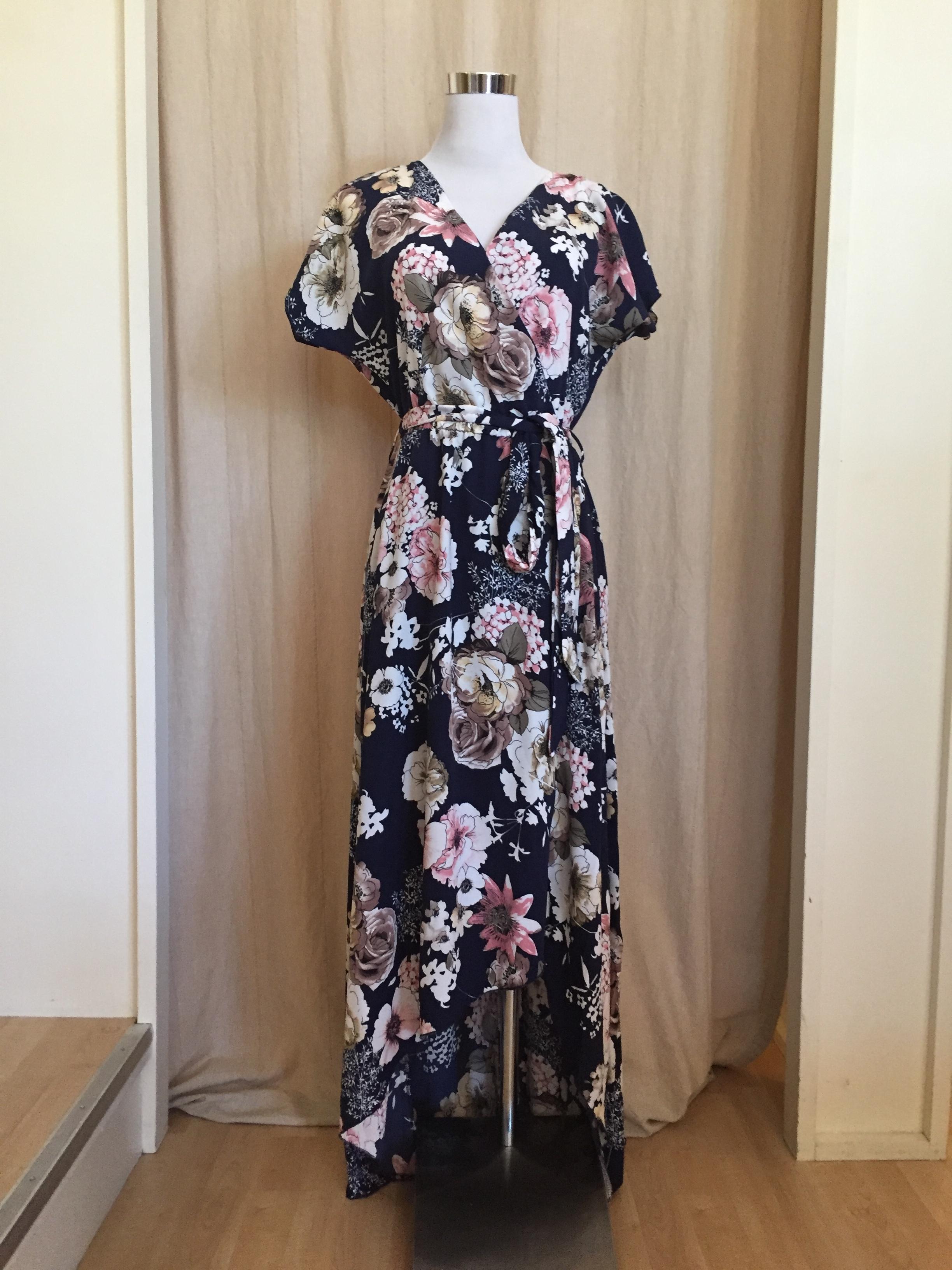 Elegant Hi-Low Dress, $64  (Has Pockets!)