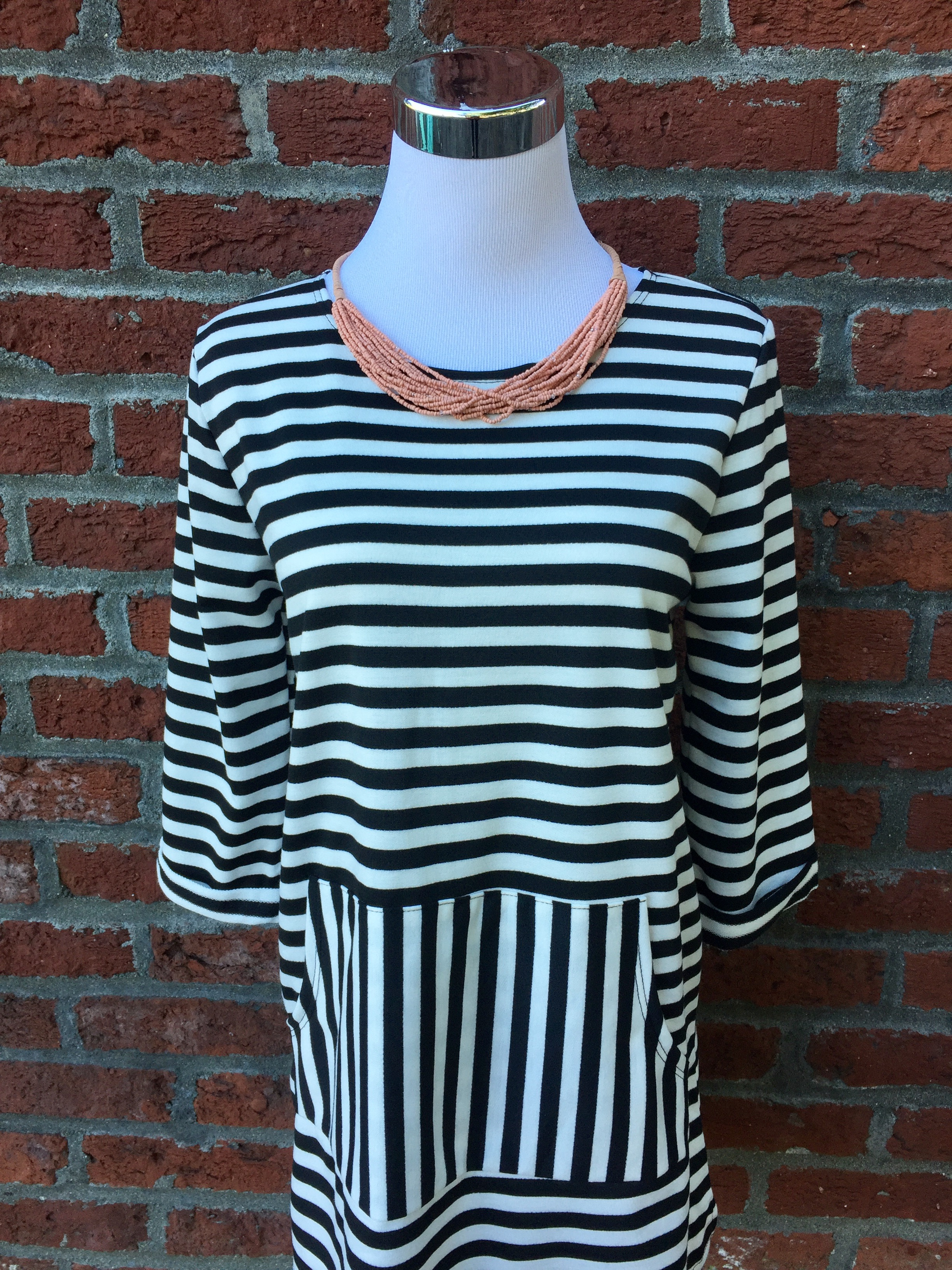 Striped Kangaroo Pocket ($35)