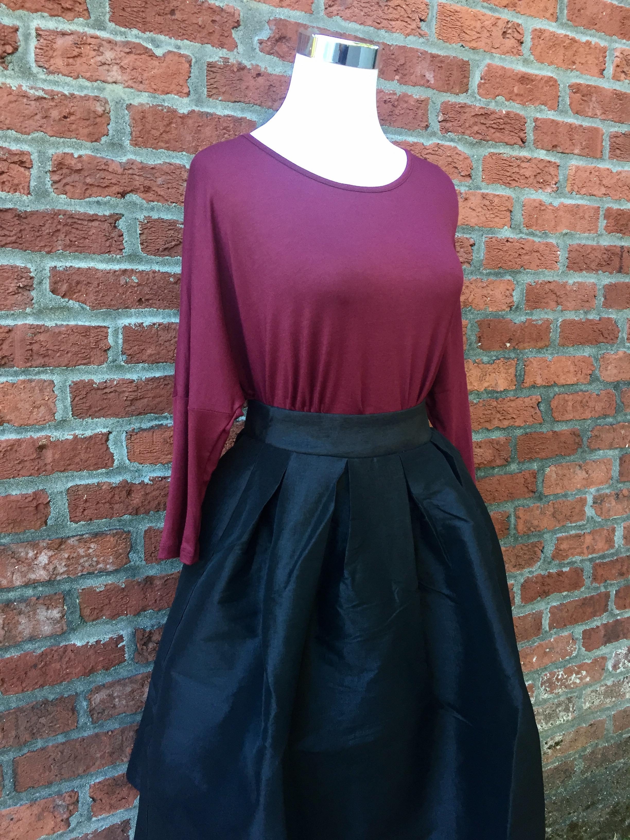 Black Skirt ($35)