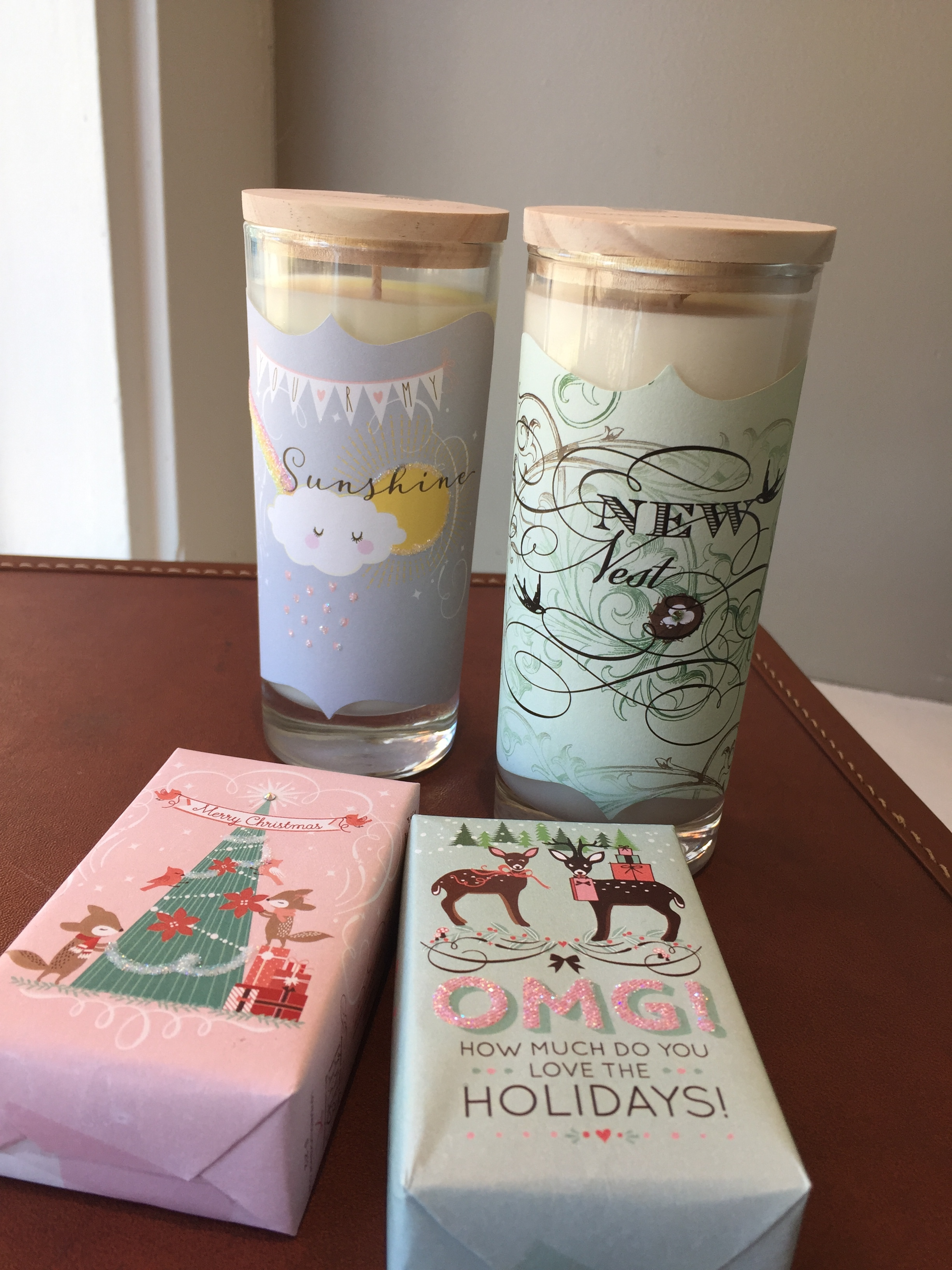 Gift Candles and Soaps