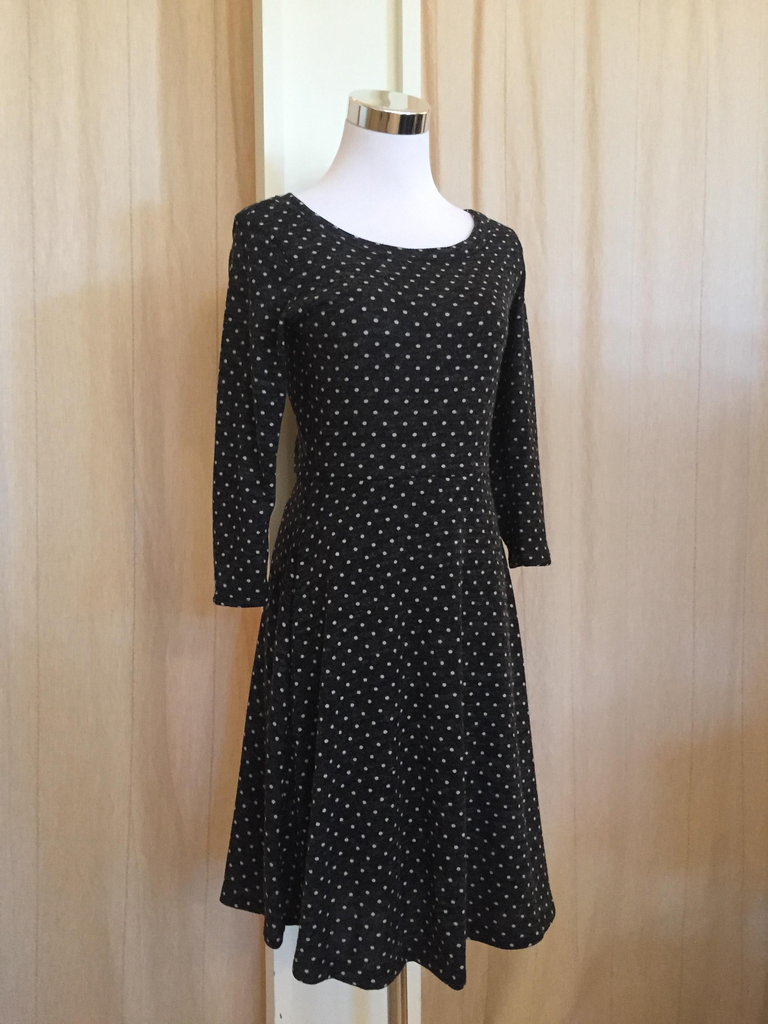 Gilli Polka Dot Dress $45