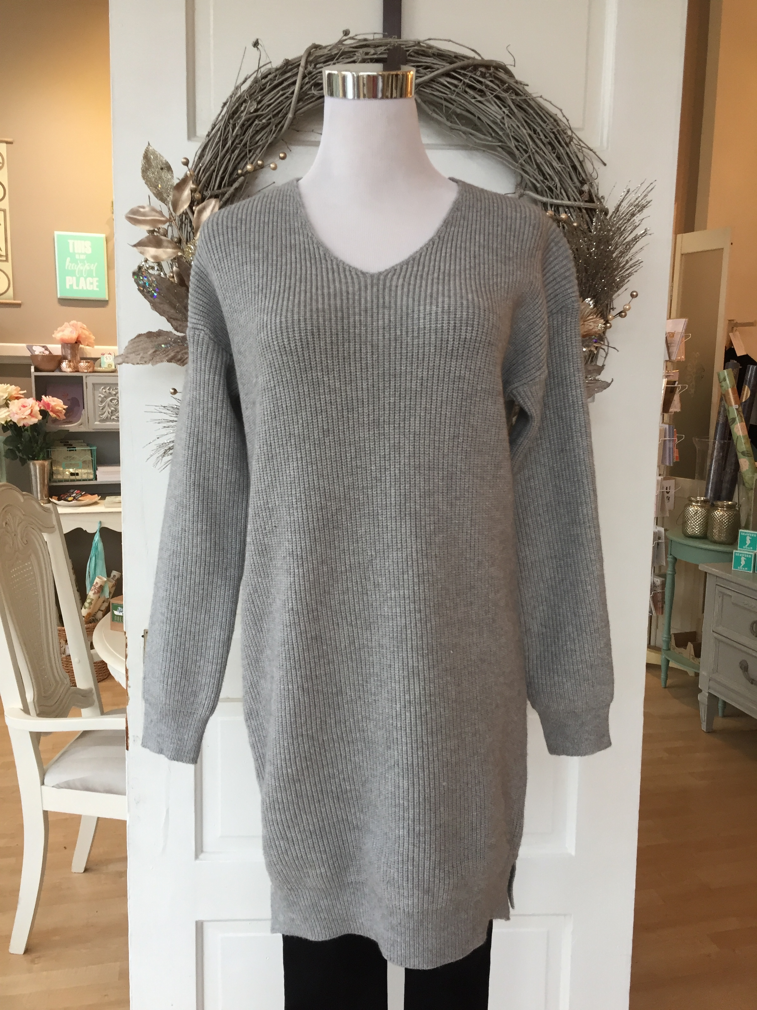 Dreamers Chunky Knit Sweater $42