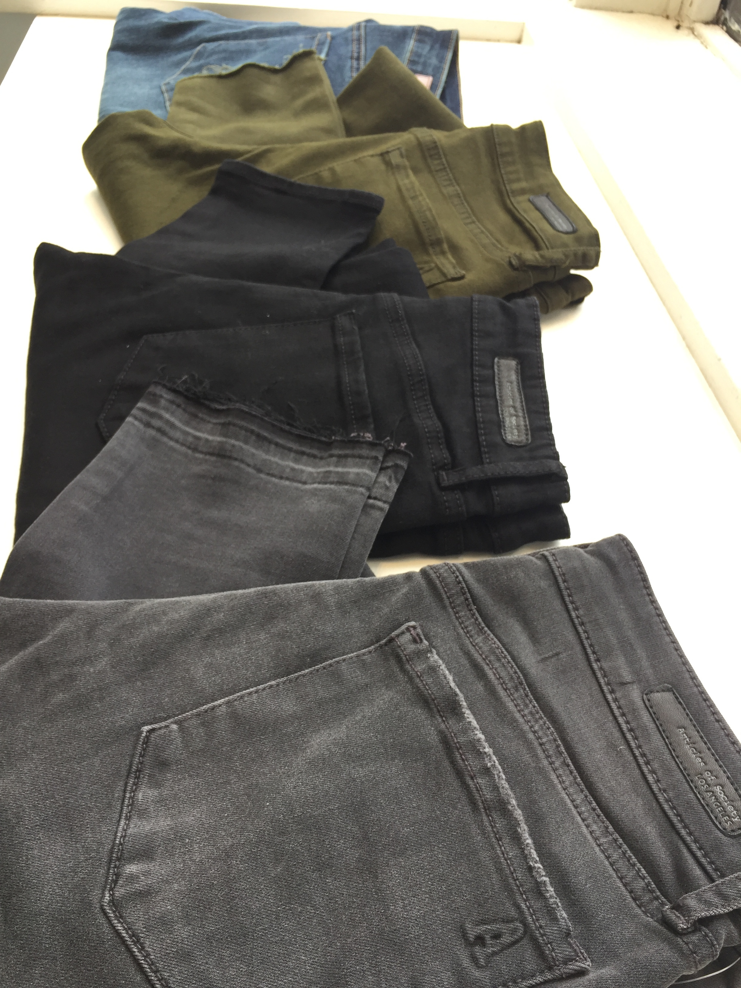 New Article Jeans!